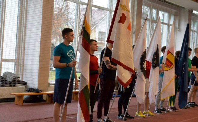 "Lithuanian Student Olympic Festival – ""The Olympic Knowledge Quiz"""