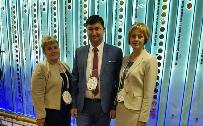 LOA Council members participated in an international scientific congress in Minsk