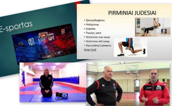"Online seminar for teachers ""Successful physical education class in 21st century"""